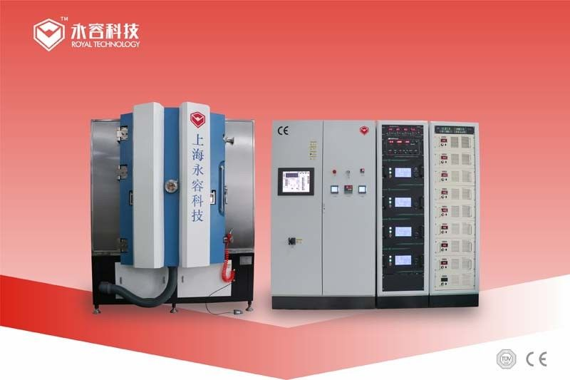 Closed Field Unbalanced Magnetron Sputtering System,  CE Certified PVD  Ion Plating Machine